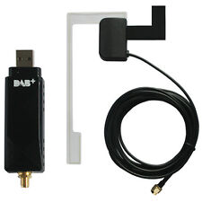 Android 5.1 USB DAB+ Module & Aerial Kit Head Unit Radio SMA Glass Mount Antenna