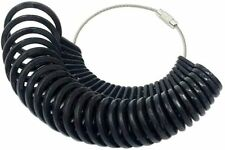 Ring Sizer Set Finger Size Gauge Measure Tool Jewelry Sizing Tools 1-13 US Band