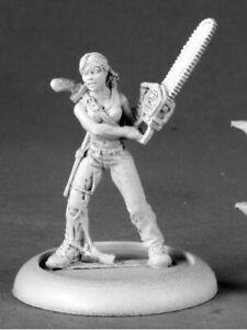 Reaper Miniatures Berkeley, Zombie Survivor #50153 Chronoscope RPG Mini Figure