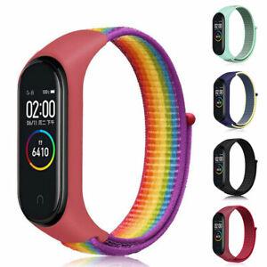 Wrist Straps Silicone Bracelets Breathable Wristband For Xiaomi Mi Band 3 4 5 6