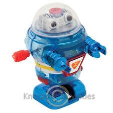 Robot Neutron Windup Wind Up Move Twist Turn Gift Small Toy Stocking Stuffer Fun