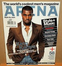 ARENA MAGAZINE September 2005 KANYE WEST