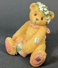 Cherished Teddies ~ Jasmine - A Bouquet Of Blessings For You (202940) *Mint*