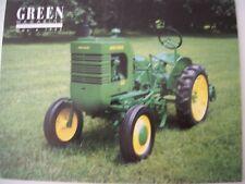 John Deere Model La Tractor Green Magazine May 1992