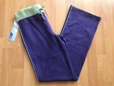 Nwt Prospirit Girls Size L 10/12 Purple Knit Lounge Athletic Yoga Pants