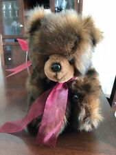 The Bearington Bear Collection Brown Bear Puppet! Fast Ship! Look!