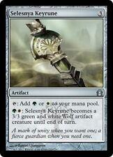 MTG Magic RTR - (4x) Selesnya Keyrune/Runeclé de Selesnya, English/VO