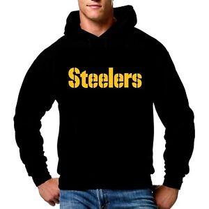 Pittsburg Steelers Pullover Hoodie Hooded Sweatshirt