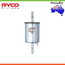 New * Ryco * Fuel Filter For DAEWOO LEGANZA 2.2L 4Cyl 1/1997 -12/2003
