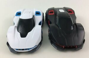 Rev 2 Robotic Black and White Smart Rc Vehicles 0420 Wow Wee Bluetooth 2014