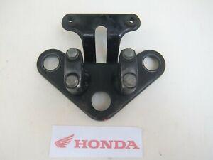 HONDA H 100 H100 S TOP YOKE FORK BRIDGE HANDLE BAR 1983 - 1992