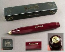 Kaweco Classic Sports Clutch Pencil In Bordeaux Red #