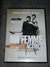Ma Femme est une Actrice de Yvan Attal (Charlotte Gainsbourg) -  DVD