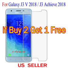 1x Clear Screen Protector Guard Film Samsung Galaxy J3 V 2018 / J3 Achieve 2018