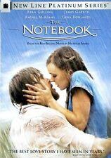 The Notebook DVD 2005 Ryan Gosling Rachel McAdams