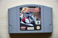 N64 - F1 Pole Position 64 für Nintendo 64