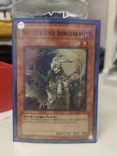 Night's End Sorcerer - CSOC-EN087 - Unlimited - NM YuGiOh TCG card - Super Rare
