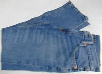 Levi's Men's 559 Medium Distressed Wash Relaxed Straight Fit Jeans Size 40 X 32