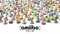 Nintendo Amiibo Fire Tiki SWITCH pikachu Tiki Goomba Chrom nuovo originale!