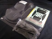 1/10 RC EP Car Clear Body Shell Bodies 190mm Honda HSV fits Tamiya HPI HSP