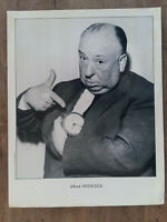 Foto Alfred Hitchcock