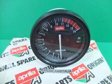 APRILIA moto rs125 rs 125 Tuono contagiri conta giri tachometer Drehzahlmesser