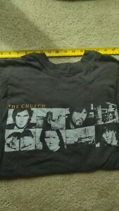 The Church vintage t-shirt Gold Afternoon Fix Free Shipping in the US