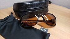 Oakley She's Unstoppable Tortoise Sunglasses Bronze Polarized Lens ~Pre-Owned!!