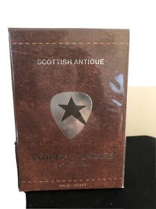 Andrew Charles by Andy Hilfiger Scottish Antique Mens Cologne 3.3 Fl OZ NEW