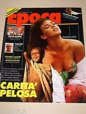 EPOCA=1988/1948=MARUSCHKA DETMERS=JEAN LUC GODARD =HANNA SCHYGULLA=FEDERICI P.=