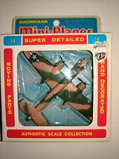 Mib Vintage Bachmann Mini Planes ~ Mitchell B-25 Wwii Bomber ~ Mint in Box Rare