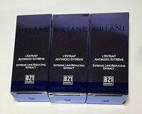 ORLANE Paris B21 Extreme Line Reducing Face Serum Extract, Sample 3.5 ml. (3 Pk)