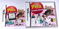 Spiel: PETZ MEINE TIERBABY SCHULE für den Nintendo DS + Lite + Dsi + XL + 3DS