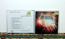 Erich Kunzel, Cincinnati Pops  – Orchestral Spectaculars, CD 1985 Made in Japan