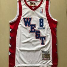 Kobe Bryant Lakers All Star Jersey Size Lrg. New W/Tags stitched