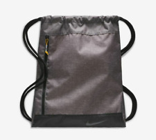 Nike Sport Gunsmoke/Black/Anthracite Unisex Golf Gymsack (BA5746-036)