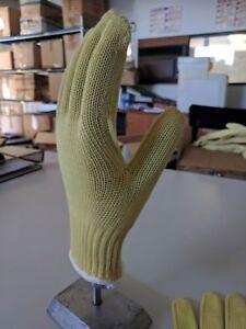 Twaron Cut Resistant Knitted Work Gloves 12pk
