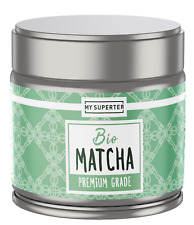 ABVERKAUF Bio Matcha Pulver - Premium Grade I Milder Bio Matcha Tee aus Japan