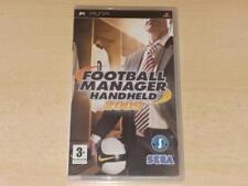 Videojuegos fútbol Football Manager SEGA