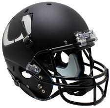 MIAMI HURRICANES NCAA Schutt AiR XP Full-Size REPLICA Football Helmet (CHROME)