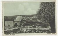 Palestine, Tomb of Rachel Postcard, B215