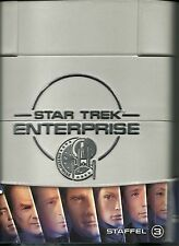 Star Trek Enterprise 3 2005 (Hart Box)  Deutsche Ausgabe OOP Rar