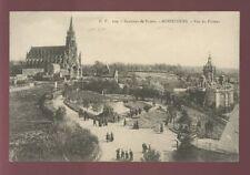 FRANCE 1916 ARMY FPO PPC...BONSECOURS VUE de PLATEAU
