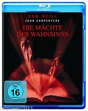 Die Mächte des Wahnsinns [Blu-ray] Sam Neill, Julie Carmen * NEU & OVP *