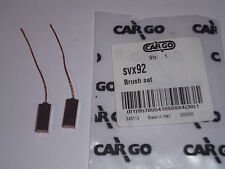 VALEO ALTERNATORE Brush Set per tutti i VALEO ALTERNATORI Renault Citroen VW BMW