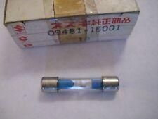 SUZUKI T500 COBRA/T500/T/TS/TC/SP/RV/GT/GS/GN/DR 15A FUSE NOS!