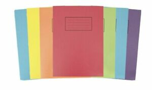 Silvine A4 A5 Exercise Books 80 Pages School Notebooks  Class Children Homework