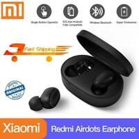 our XIAOMI Redmi AIRDOTS Écouteurs sans fil Bluetooth 5.0 avec boîtier batterie