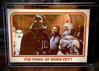 1980 STAR WARS #91 - The Prize of Boba Fett - Empire Strikes Back ESB Card