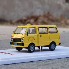 1/43 China Tianjin DAFA HUALI TJ110 ( DAIHATSU ) Van Taxi Wagon Model